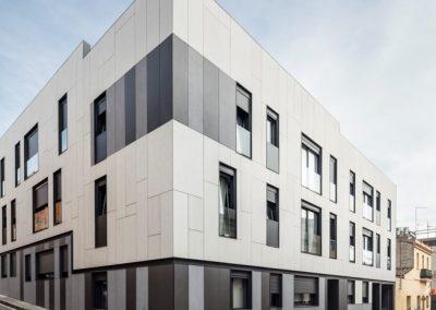 Edifici d'habitatges Buenos Aires 57